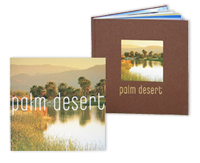 Palm Desert Coffee Table Book