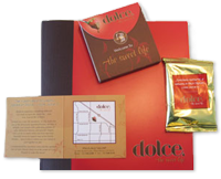 Dolce Brochure/Invitation